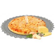 Пирог с грибами, картофелем и сыром 1200 гр.