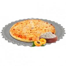 Осетинский пирог с абрикосами и творогом 1200 гр.