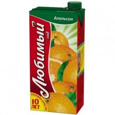 Сок Любимый Апельсин