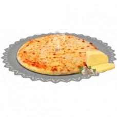 Пирог с сыром и грибами 1200 гр.