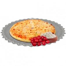 Осетинский пирог сладкий с вишней и творогом 1200 гр.